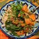 Coconut Turmeric Curry with Winter Vegetables