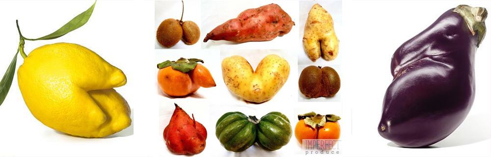 Cut Food Waste and Show Ugly Produce Some Love