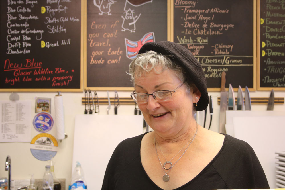 There's a New Cheese Lady in Town! - Katy Keck: Palate  Passion