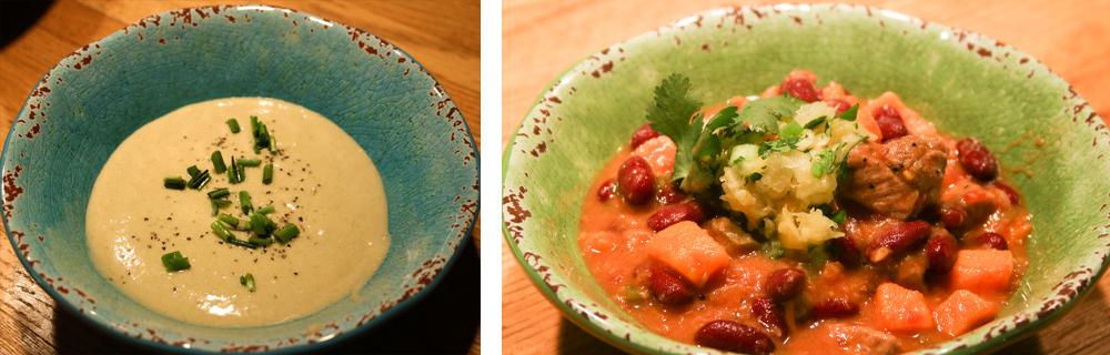 Vichyssoise & My Soup Swap Contender