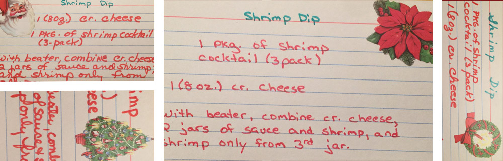 Shrimp Dip. Shrimp Dip. Shrimp Dip.
