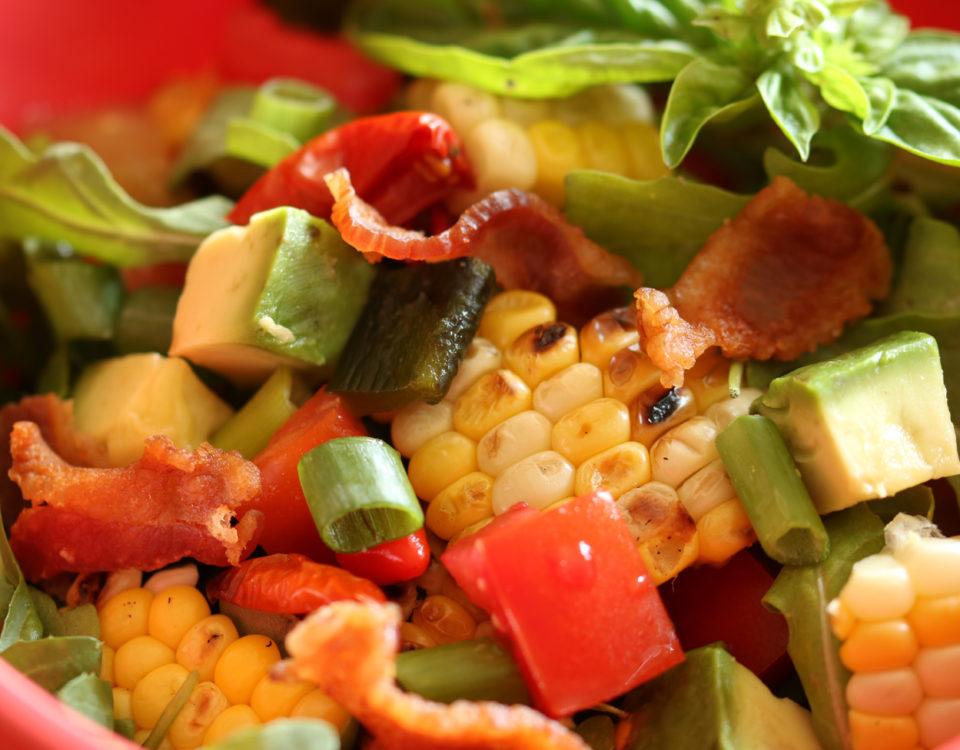 Everything But The Farmer Farmer's Market Salad