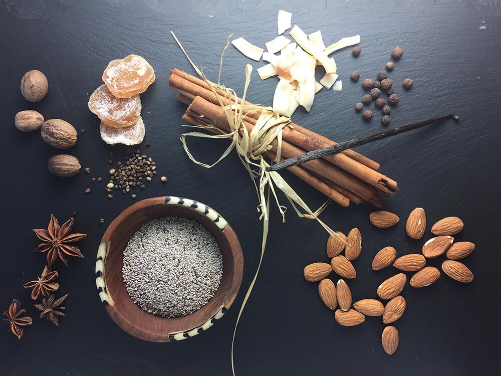 White Chia & Pumpkin Pie Spices