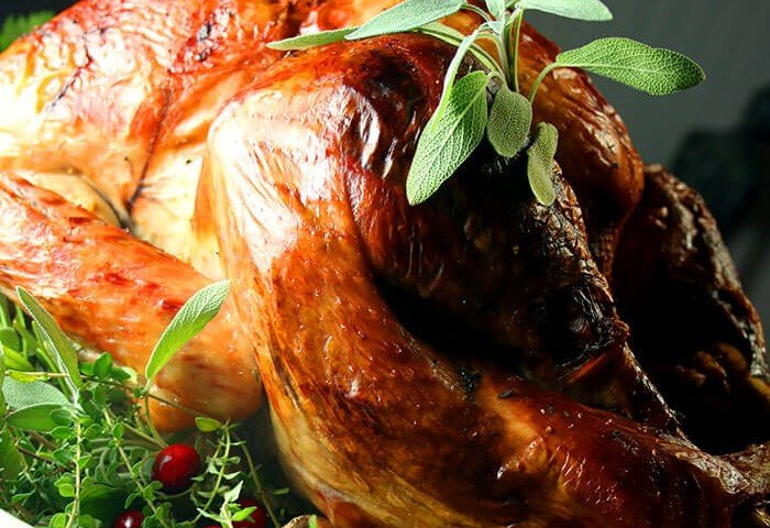 Roast Turkey Perfection