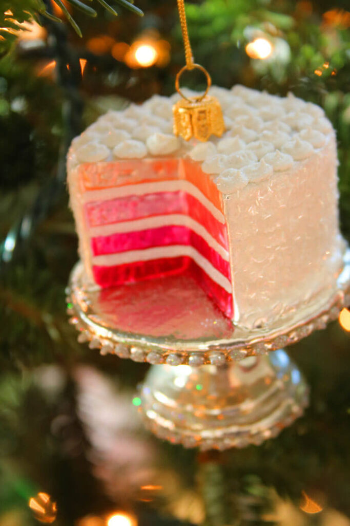 Favorite Food Ornaments: Four Layers of Deliciousness