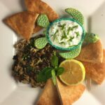 Dinner's Ready - Mujadara and Zesty Yogurt Dip