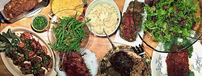 Meatloaf Feast