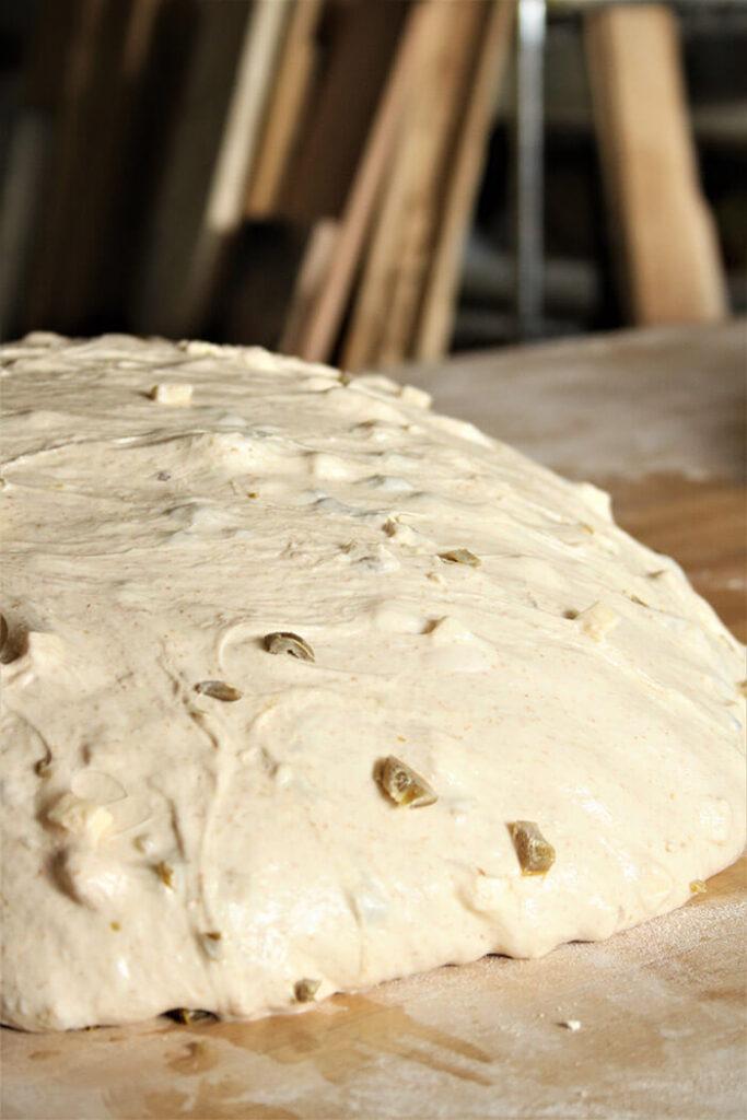Olive Dough