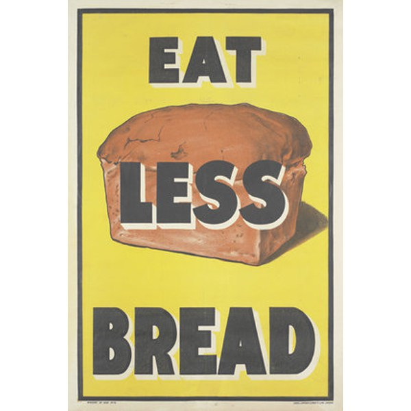Hunger Breaking Sharing Bread