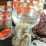 Filling the Spice Jars