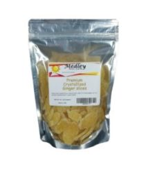 Medley Hills Farm Dried Crystallized Ginger slices