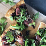 Fig Pizza with Prosicutto
